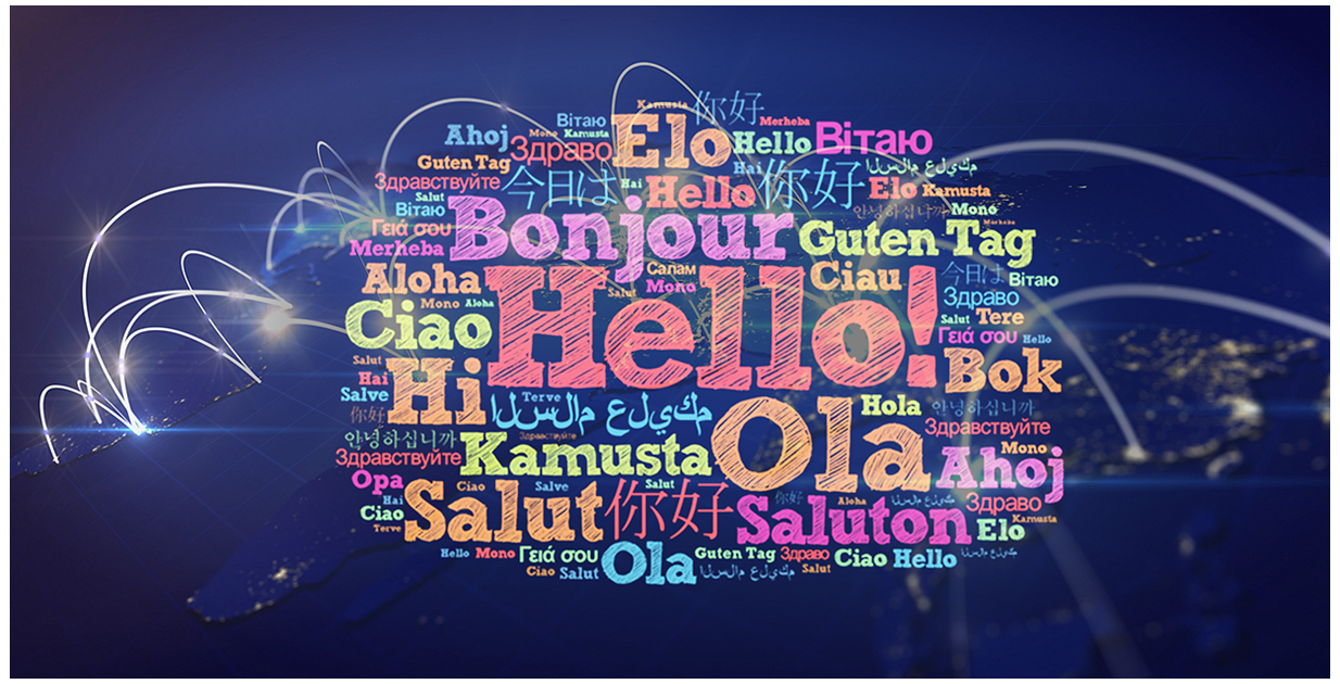 Multi-Lingual Voice Overs